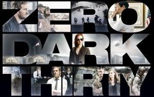 Afisul filmului Zero Dark Thirty